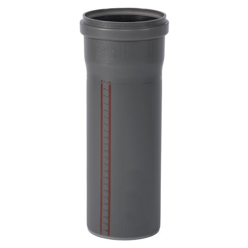 Martens waterafvoerbuis  'L.1,5m' polypropyleen diam 110 mm