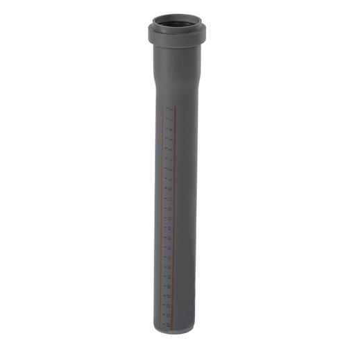 Martens waterafvoerbuis 'L.0,25m' polypropyleen diam 40 mm
