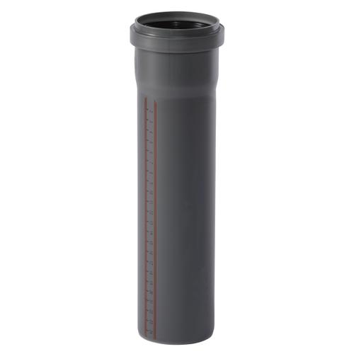 Martens waterafvoerbuis 'L.0,25m' polypropyleen diam 75 mm