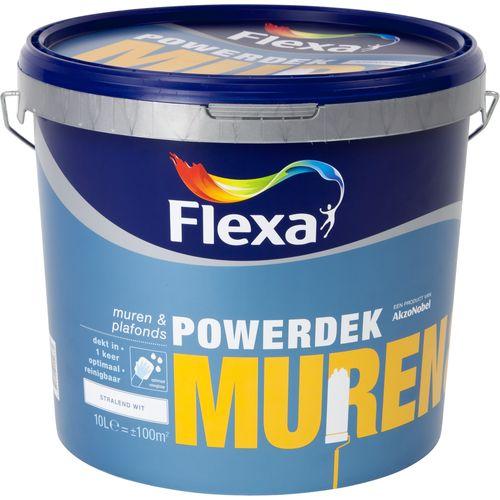 Flexa muurverf Powerdek Muren & Plafonds 10L