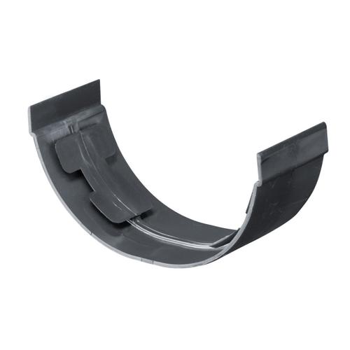 Martens verbindingsstuk antraciet 100 mm
