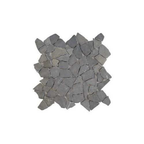 Coeck mozaïek 'Marquina' zwart  30 x 30 cm