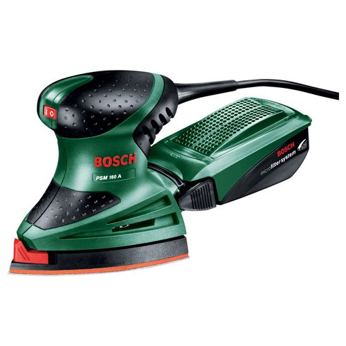 Ponceuse multiple Bosch PSM160A 160W