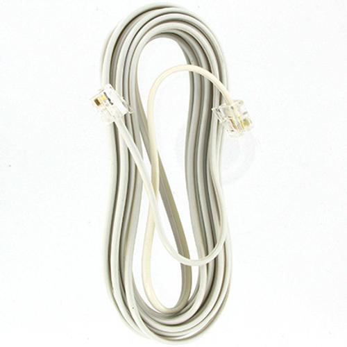 Câble téléphonique modulaire Kopp 5 m