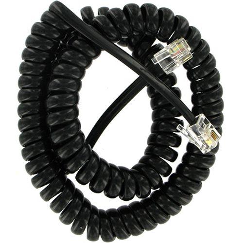 Câble téléphonique à spirale Kopp modulaire 3 m