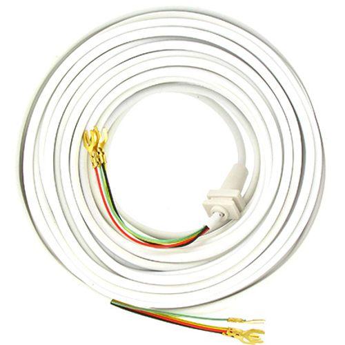 Câble téléphonique avec serre-câbles Kopp 20 m