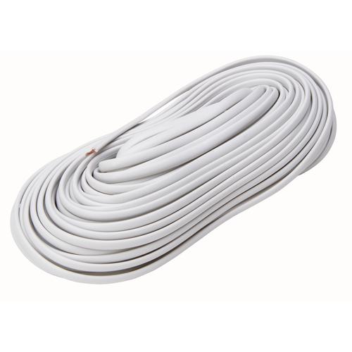 Câble téléphonique plat Kopp 4 x 0,5 mm 20 m