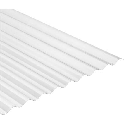 Martens 76/18 PVC golfplaat helder 90x183cm