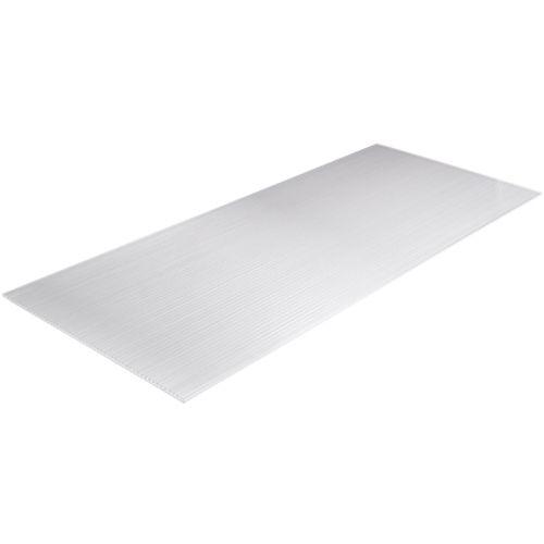 Martens polycarbonaat plaat helder 200 x 105cm 10mm