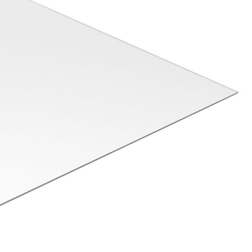 Martens PMMA vlakke plaat 2mm 50x100cm