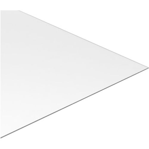 Martens polycarbonaat plaat 3mm helder 50x50cm