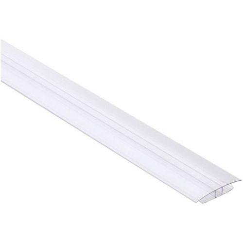Martens polycarbonaat profiel H 10mm 2mtr
