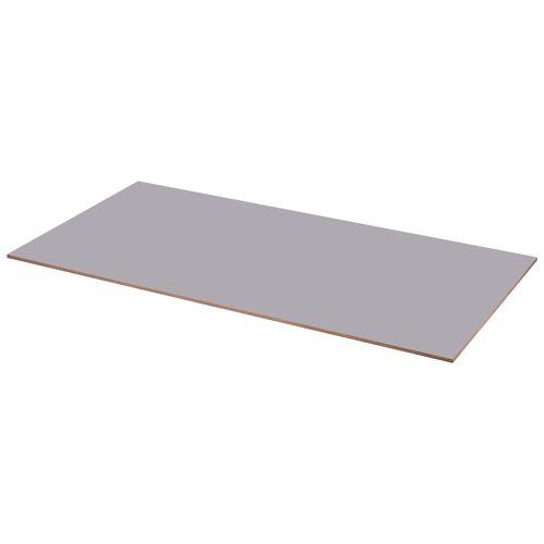 Plaat multiplex ocoumé 10mm 2-Z grijs overschilderbaar 125X61cm