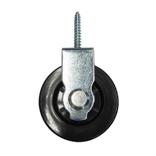 Sencys katrol staal grijs Ø 8 mm x 60 mm