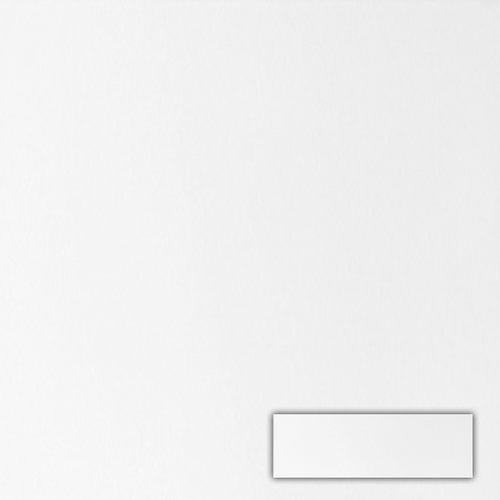 Wandtegel wit mat 20x60cm