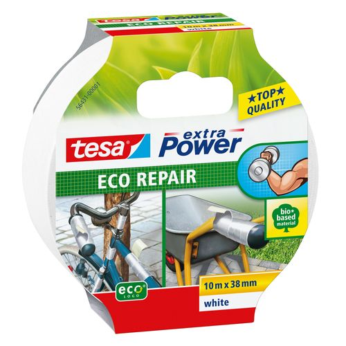 tesa Extra Power Eco Repair ducttape wit 38mmx10m
