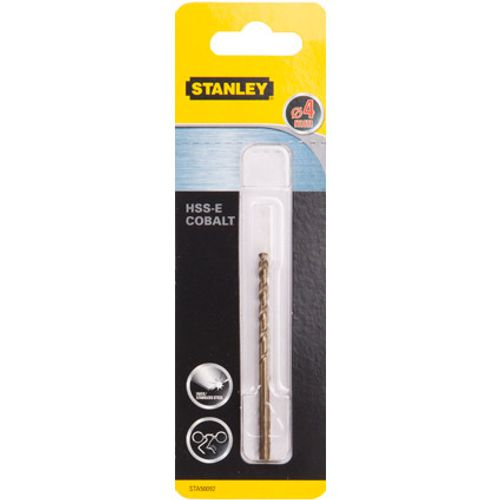Foret métal en kobalt - Stanley