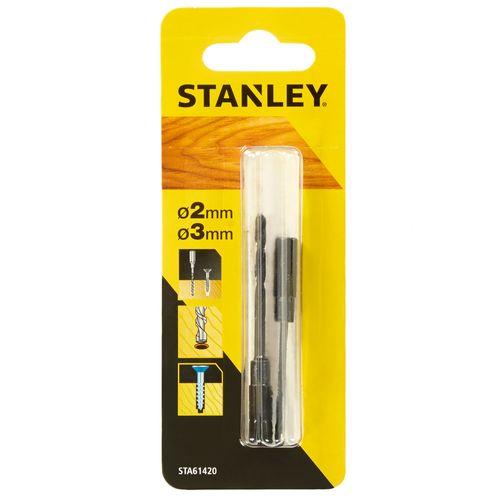 Stanley voorboortjes 2 - 3mm