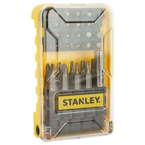 Set d'embouts de vissage Stanley 'STA60525-XJ' - 30 pcs