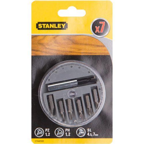 Set d'embouts de vissage Stanley 'STA60500-XJ' - 7 pcs