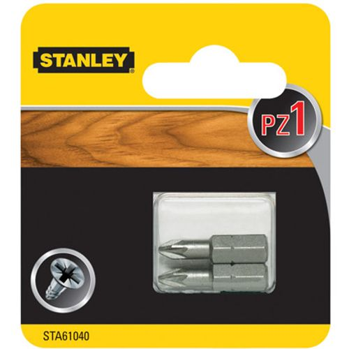 Embout Stanley 'Pz1' 25 mm