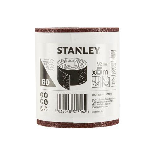 Stanley rol schuurpapier 93 mm x 5 m