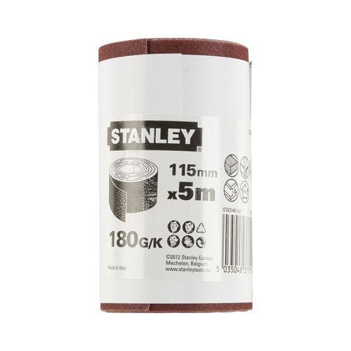 Stanley rol schuurpapier K180 500 x 11,5 cm