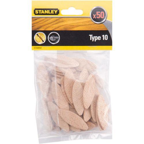 Stanley lamellen 19,5 x 54 x 4mm (50x)