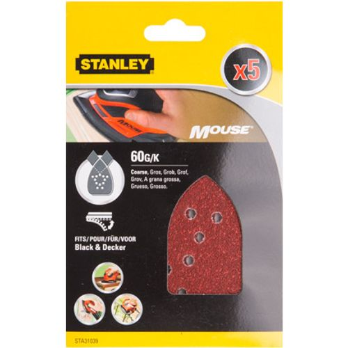 Bandes de ponçage Stanley K60