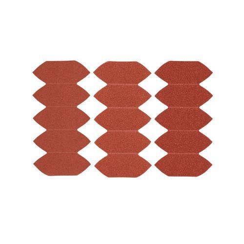 Stanley schuurvingers assortiment (15x)