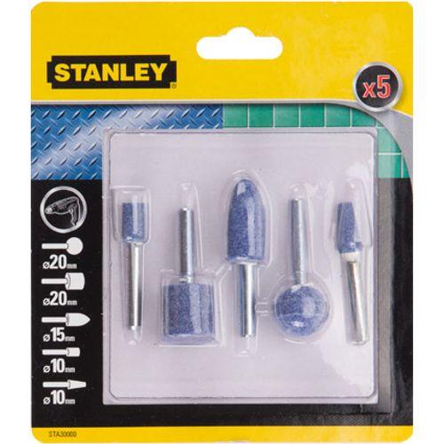 Meule Stanley métal - 5 pcs