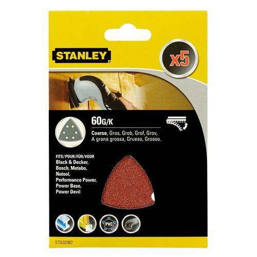 Disque abrasif Stanley delta 60 gr