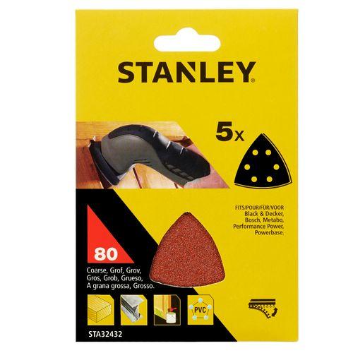 Bande de ponçage Stanley triangle K80