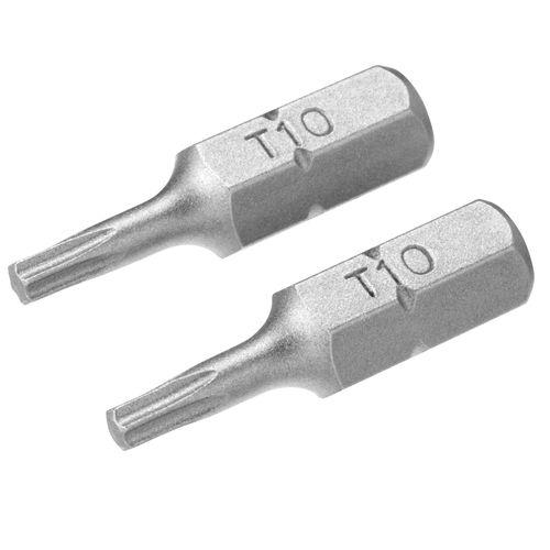 Embout Stanley 'Torx10' 25 mm - 2 pcs