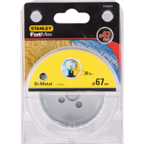 Scie à cloche Stanley 'FatMax STA81072-XJ' BiM 67 mm