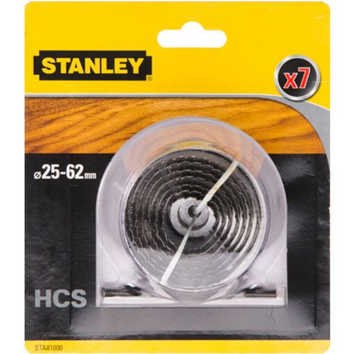 Stanley gatzaag 7 x (Ø25-62) alu 20 mm