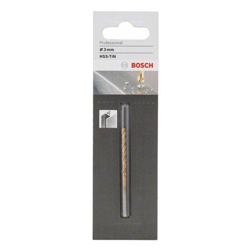 Foret à métaux Bosch HSS-TIN 61x3mm