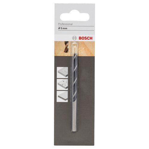 Mèche à bois Bosch hélicoïdal 5 mm