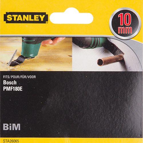 Lame de scie plongeante Stanley 'STA26065-XJ' pour métal 10 x 20 mm