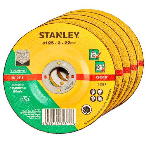 Disque à tronçonner Stanley 125 x 22 mm