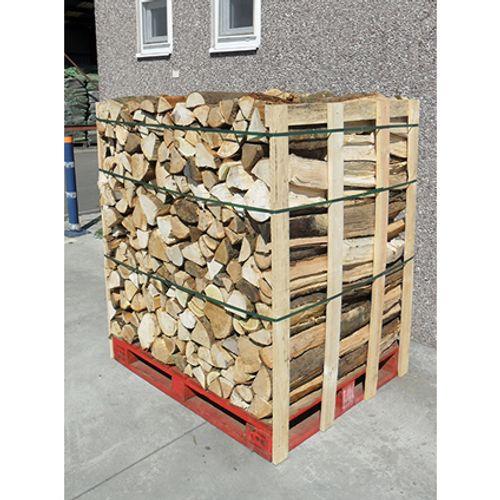 Belgomine houtblokken los 1,4 m³ - thuis geleverd