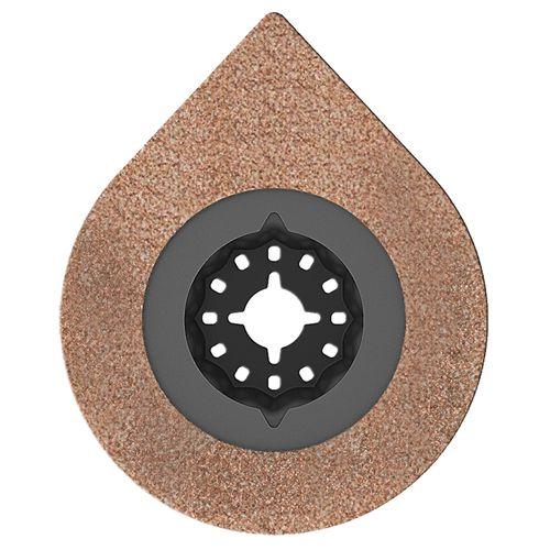 Bosch tegelspecie- en tegellijmverwijderaar AVZ 70 RT4  HM-RIFF 70mm