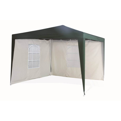 Central Park partytent Medio groen 3x3m