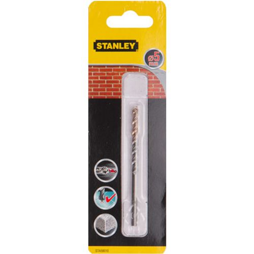 Foret à béton Stanley 5 mm