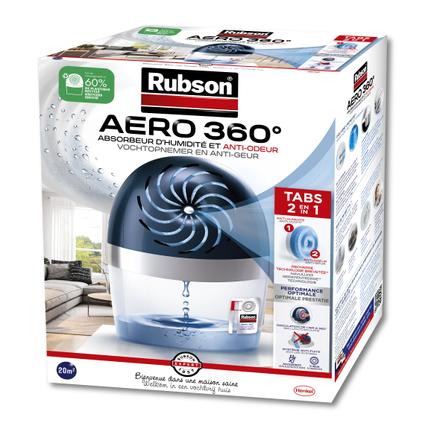 Rubson vochtopnemer 'Aero 360' 450 gr