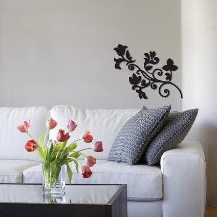 Crearreda sticker 3D schuim arabesque 'M Foam' 31 x 31 cm