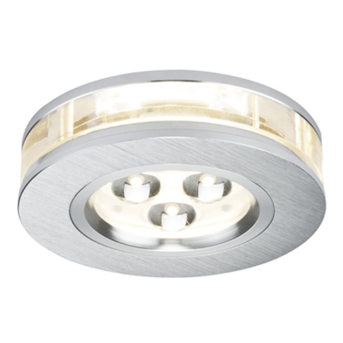 "Paulmann inbouwspot ""Premium Line Liro"" LED rond 3 stuks"