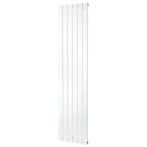 Plieger designradiator Cavallino Retto enkel wit 45cm