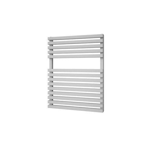 Plieger designradiator Lugo zilver metallic 75cm