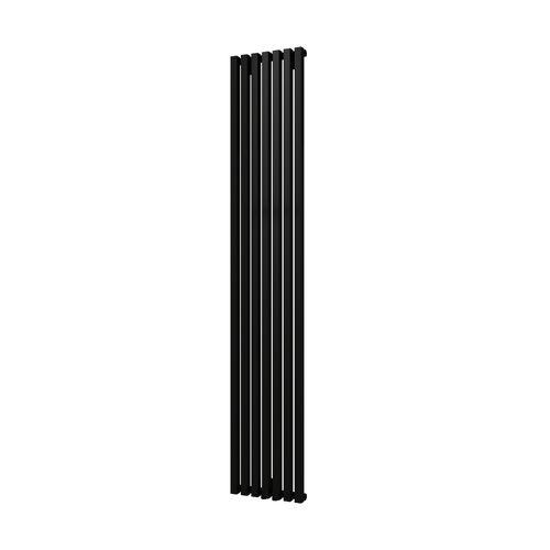 Plieger designradiator Siena enkel 1800x318mm 766W antraciet metallic